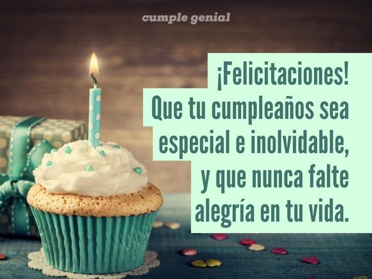 Que tu cumpleaños sea especial e inolvidable