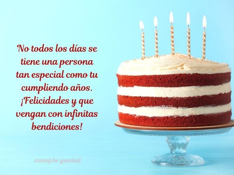 Bonitas Palabras De Cumpleaños Para Alguien Especial 100