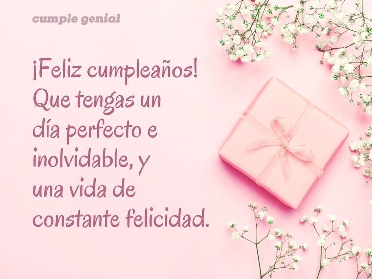 Cumple Genial Felicitaciones De Cumpleaños
