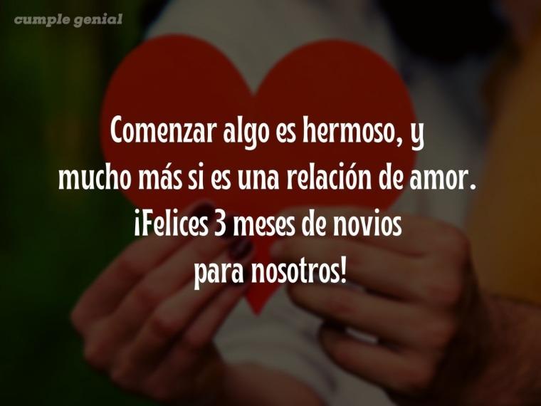 Si es una relación de amor