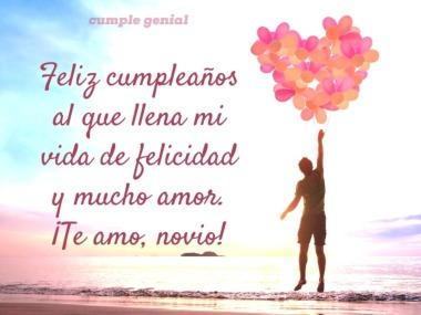 Frases De Cumpleanos Para Un Amor Originales Y Romanticas
